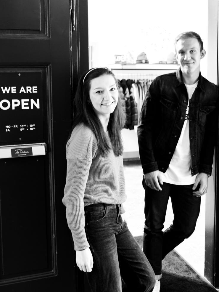 Team The Budims | Your Denimshop | Wien Jeans Spezialist