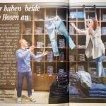 Heute Zeitung März 2019 - The Budims, Jeans Beitrag