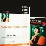 Shopping Guide Auszeichnung 2019 The Budims Denimshop Wien