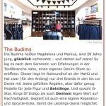 Stadtspionin Februar 2019 - The Budims, Jeans in Wien für Damen und Herren
