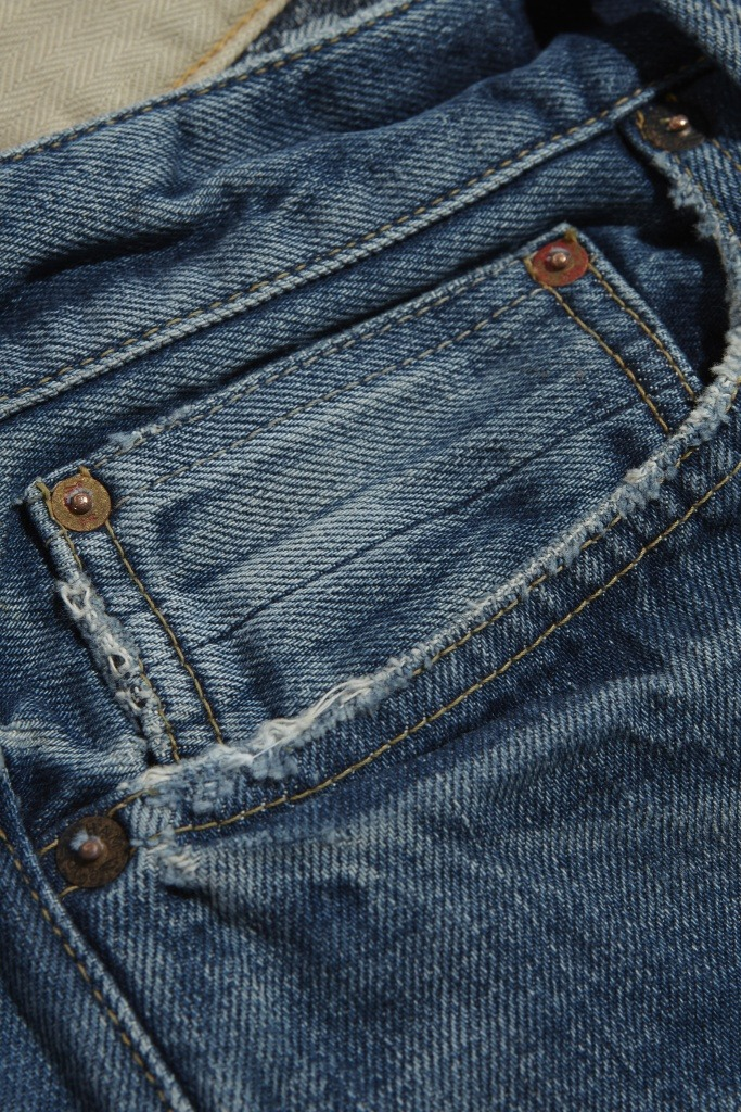 Gewinnspiel The Budims Jeansshop x Denham 2019 - Japan Denim Details 2
