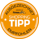 The Budims FirmenABC Shopping Tipp