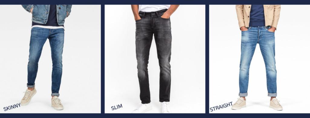Jeansfits Herren Beschreibung by The Budims