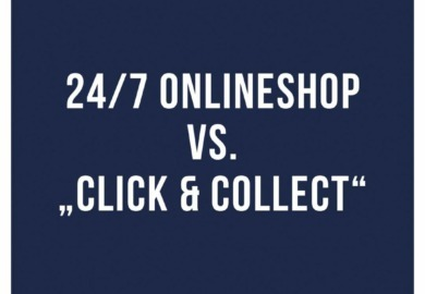 Onlineshop vs. Click&Collect by The Budims in Wien