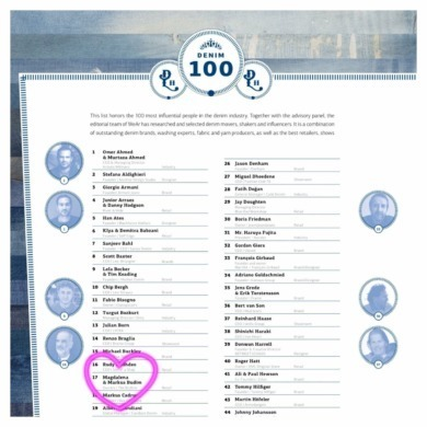 WeAr Magazin Top100 The Budims
