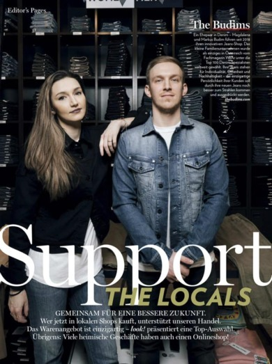 Support The Locals by Look Wien Live Magazin _ The Budims