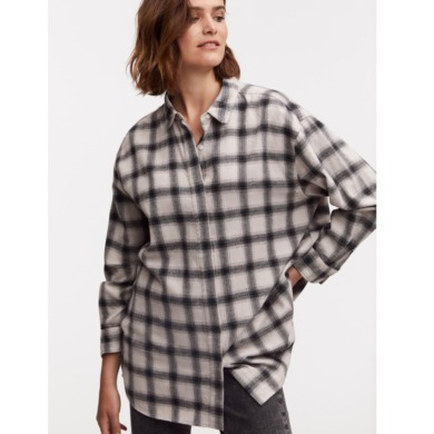 DENHAM Olivia Oversized Hemd