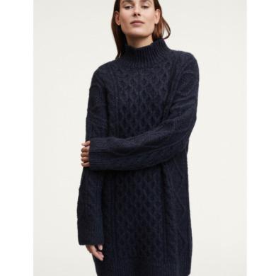 DENHAM Maddox Knit Dress