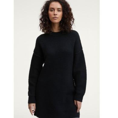 DENHAM Trudy Texture Mix Kleid