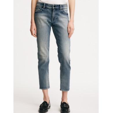 DENHAM Monroe SHIRAV Girlfriend Fit Jeans
