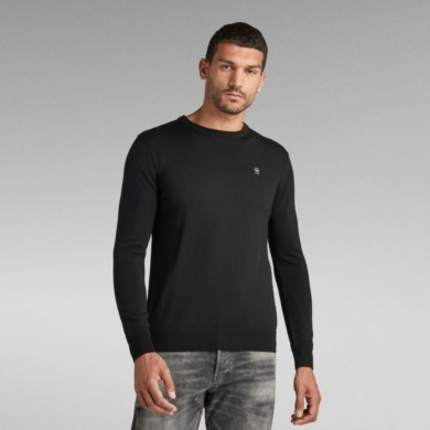 G-STAR RAW Premium Basic Knitted Pullover